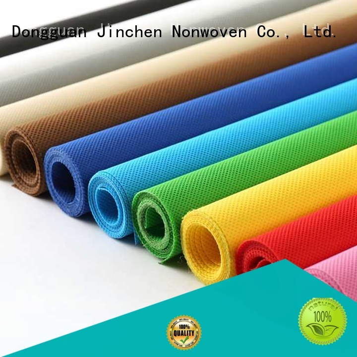 Jinchen pp spunbond nonwoven fabric manufacturers bags for agriculture