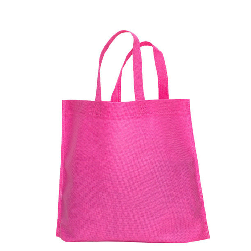 100%PP spun-bonded environmentally friendly packaging shopping bags for non-woven fabrics