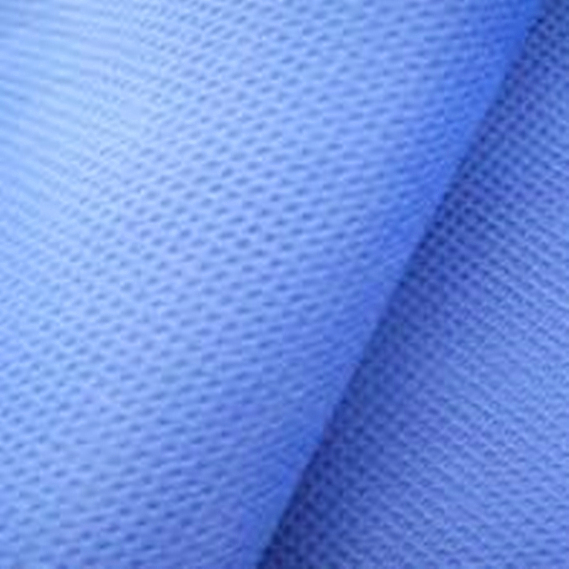 100% pure granule spun-bonded PP colorful non-woven fabric