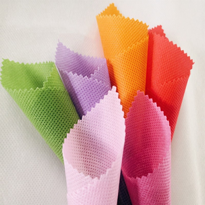 Factory production and sales of PP sunbond non woven fabric
