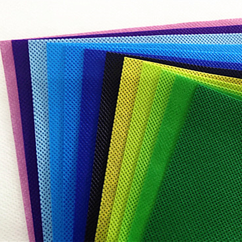 New PP granule spun-bonded multifunctional nonwoven fabric