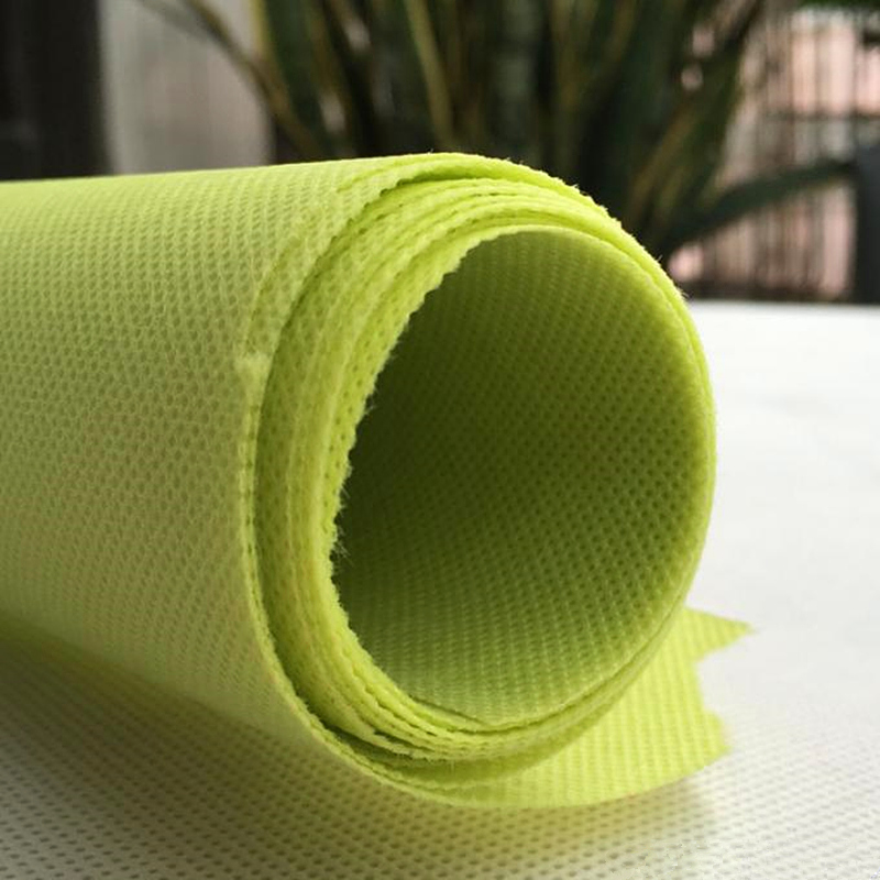 The factory produces 100%PP multifunctional spun-bonded nonwoven fabric