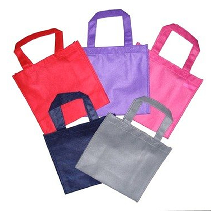 PP granule manufacturers direct spinning adhesive multi-functional shopping bag with non-woven fabric