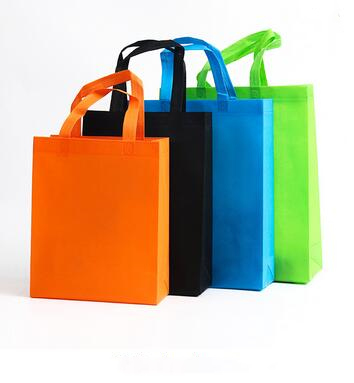 Custom promotion nonwoven reusable recycle supermarket shopping bags