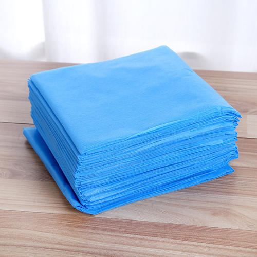 Disposable spunbond nonwoven  bed top sheet