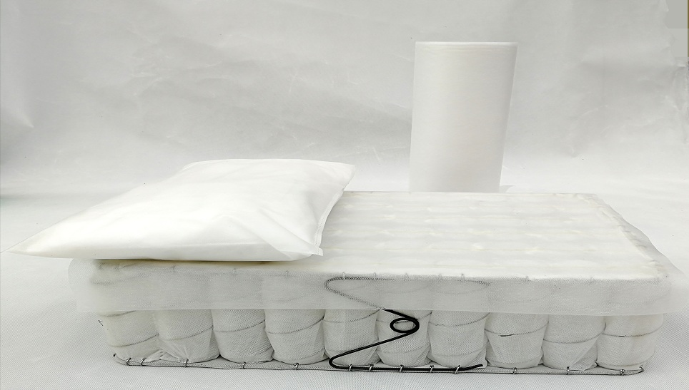 Jinchen pp non woven fabric one-stop services for bed-2
