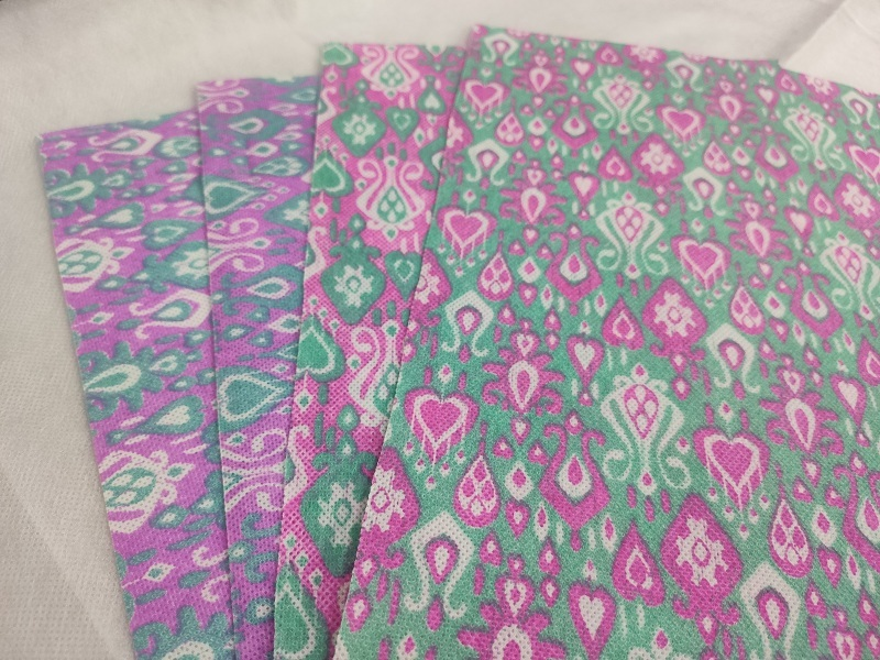 High quality color printing pp spunbond non-woven fabric