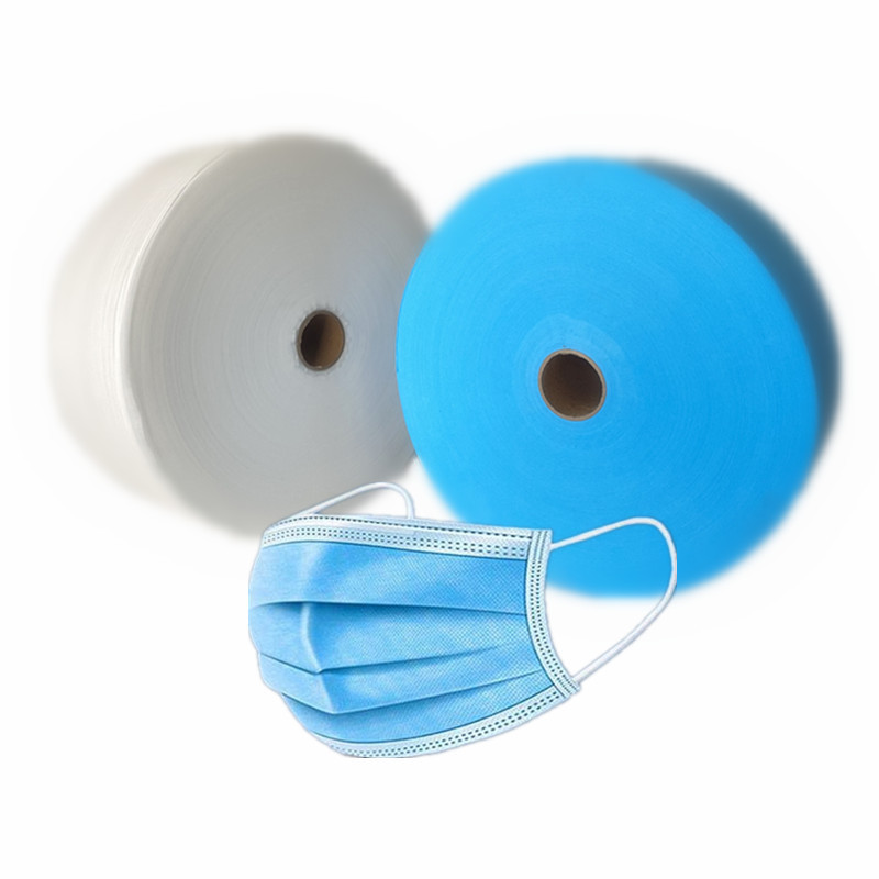 20-50gsm SGS Blue Hydrophilic Medical PP Nonwoven Fabric