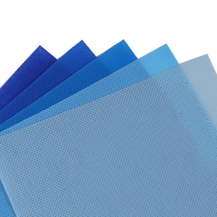 Hydrophobic and Hydrophilic polypropylene spunbond nonwoven fabric