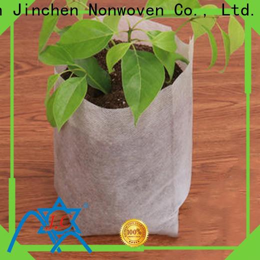 Jinchen u cut non woven bags factory for supermarket