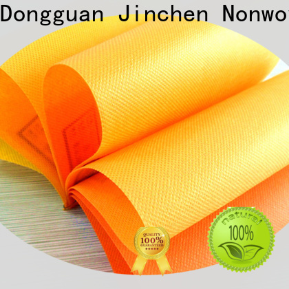 Jinchen custom pp spunbond non woven fabric cloth for agriculture