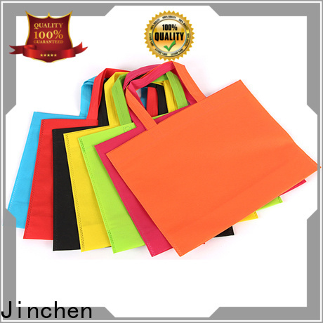custom non woven fabric bags package for supermarket