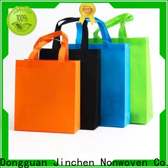 Jinchen eco friendly non plastic bags package for sale