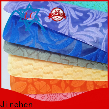 Jinchen pp spunbond nonwoven fabric factory for agriculture
