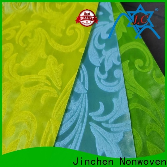 Jinchen pp spunbond non woven fabric for busniess for sale