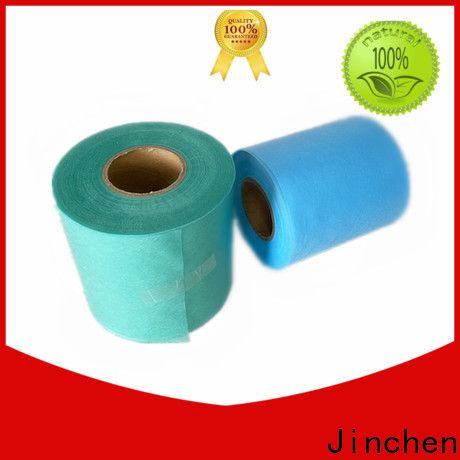 Jinchen fast delivery nonwoven for medical factory for hospital