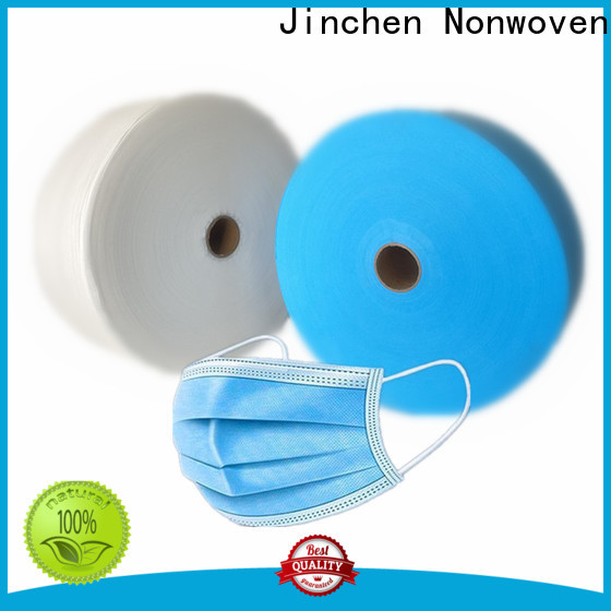 blue medical non woven fabric supply for sale