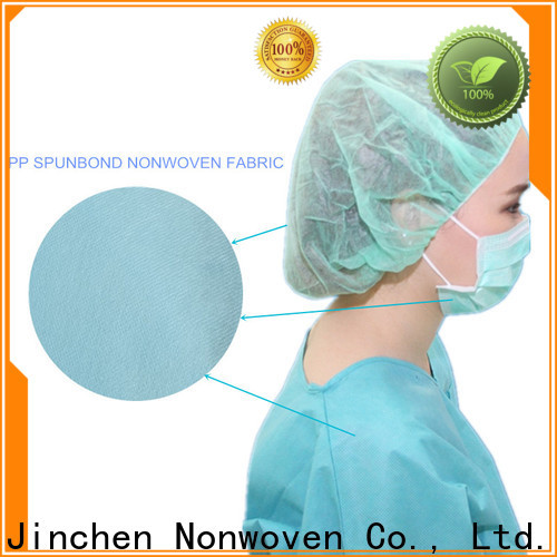 Jinchen medical nonwoven fabric suppliers for medical products