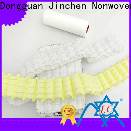 Jinchen good selling non woven manufacturer supplier for pillow