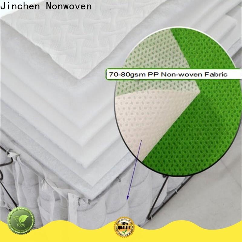 Jinchen latest non woven manufacturer manufacturer for mattress