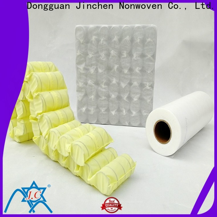 Jinchen non woven fabric products manufacturer for bed