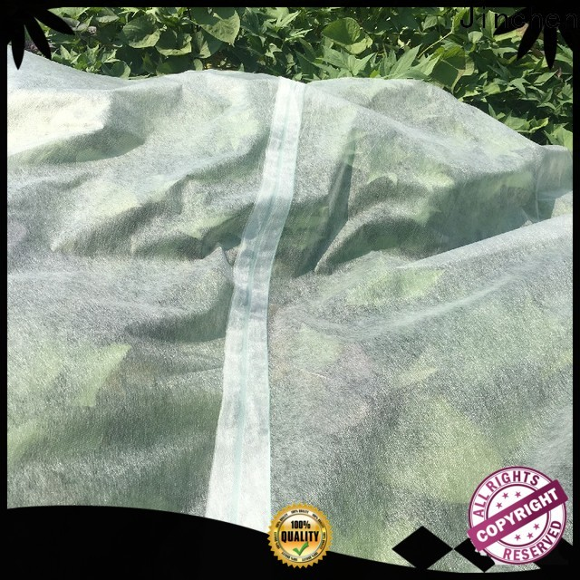 Jinchen top spunbond nonwoven fabric ground treated for tree