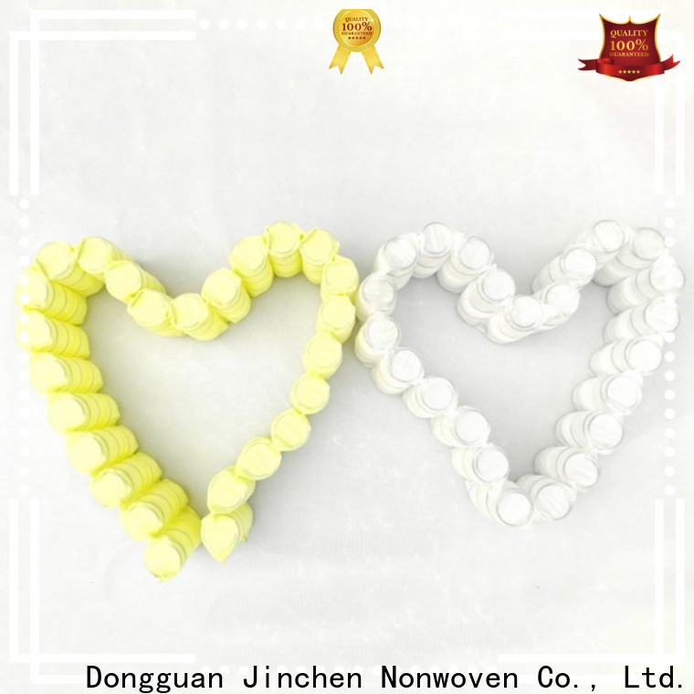 Jinchen hot sale pp non woven fabric tube for bed