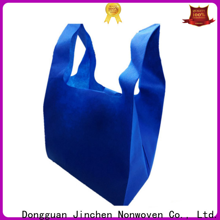 new non plastic bags with customized logo for supermarket