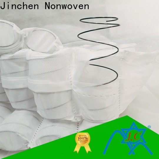 Jinchen superior quality pp non woven fabric sofa protector for mattress