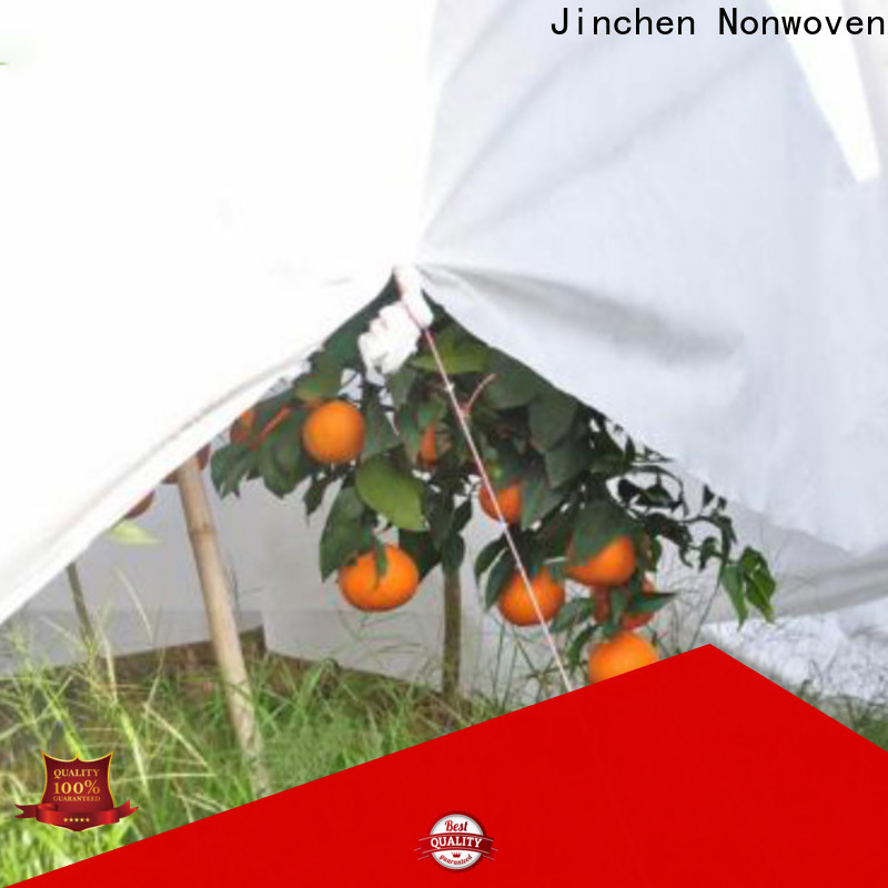 Jinchen new agricultural fabric suppliers ground treated for tree