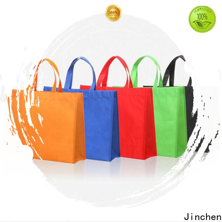 Jinchen pp non woven bags manufacturer for sale