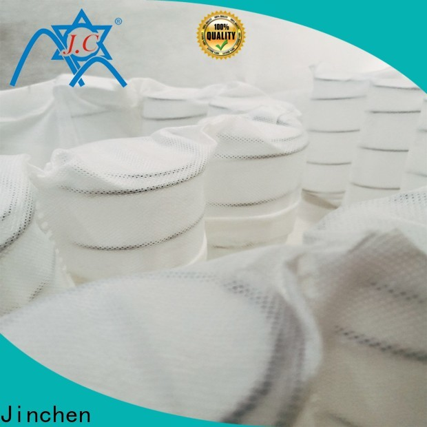Jinchen pp non woven fabric manufacturer for pillow