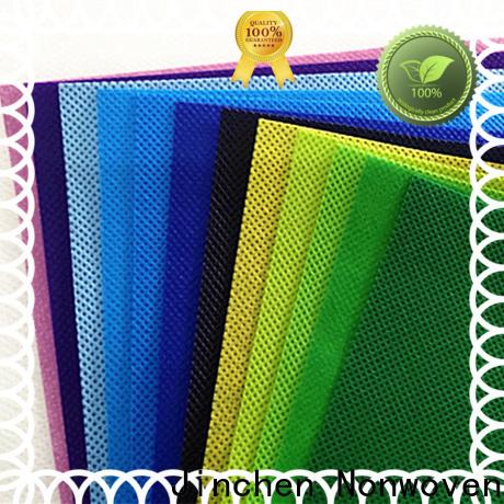Jinchen pp spunbond nonwoven fabric bags for sale