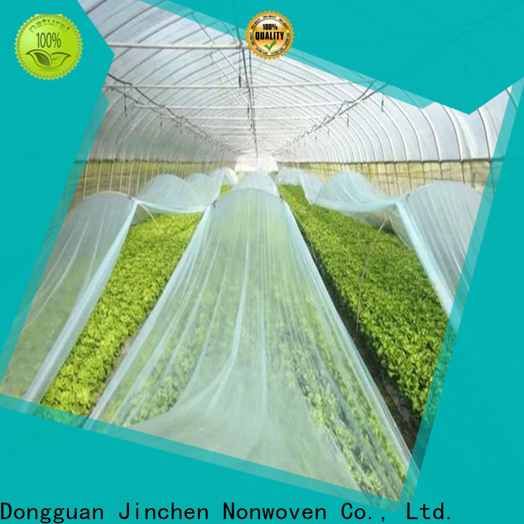 Jinchen agricultural fabric suppliers ground treated for garden