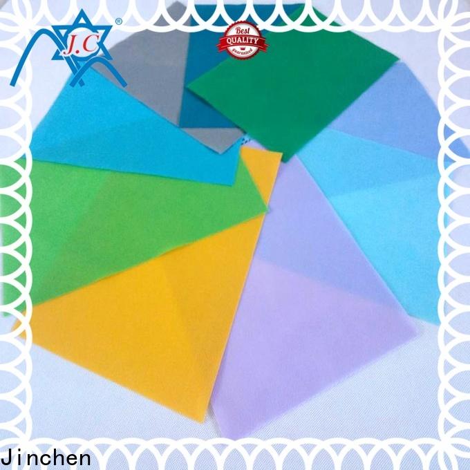 Jinchen wholesale PP Spunbond Nonwoven cloth for sale