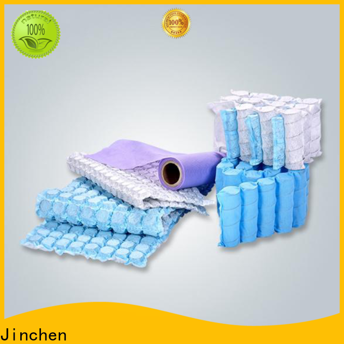 Jinchen best non woven manufacturer company for sofa