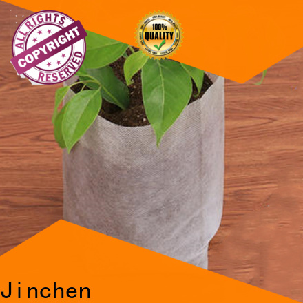 Jinchen tote non woven fabric bags supplier for supermarket