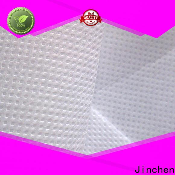 Jinchen hot sale pp non woven fabric company for sofa