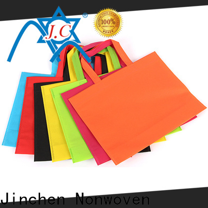 Jinchen non woven tote bags wholesale package for sale