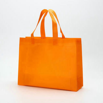 Color pp non woven fabric for shopping bag