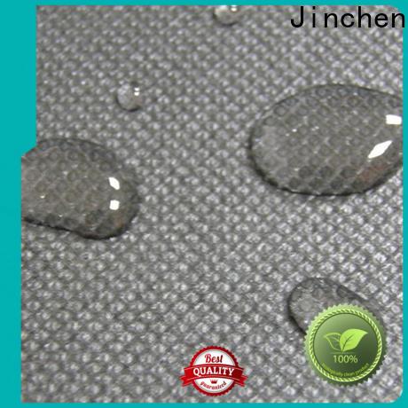 Jinchen reusable pp spunbond nonwoven fabric company for sale