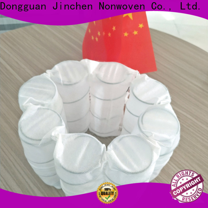 Jinchen pp non woven fabric tube for bed
