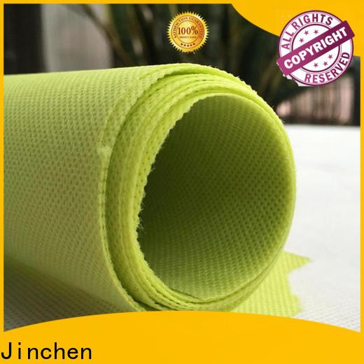 Jinchen PP Spunbond Nonwoven supplier for agriculture