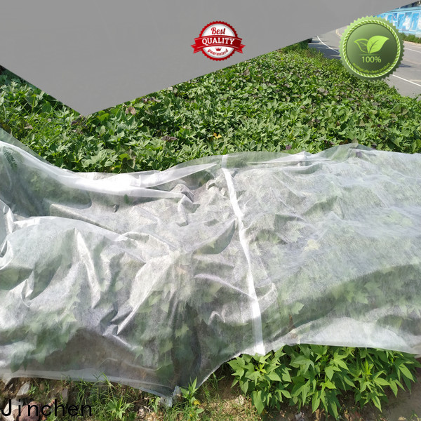 Jinchen agriculture non woven fabric ground treated for garden