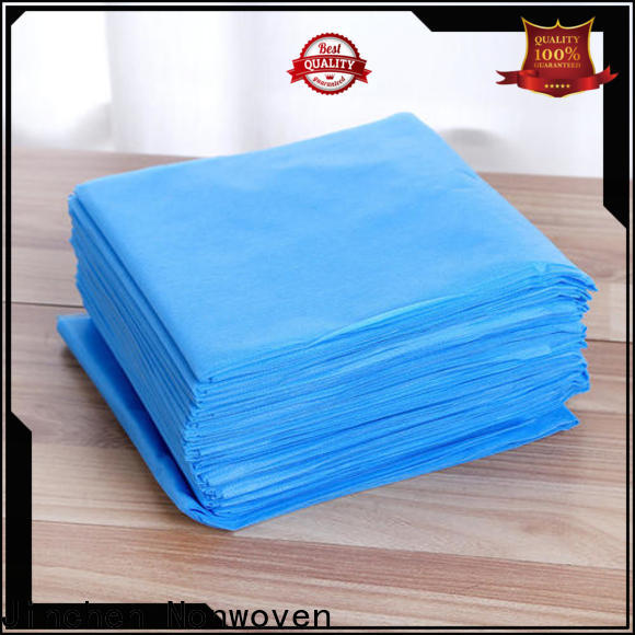 Jinchen waterproof pp spunbond non woven fabric with customized service for agriculture