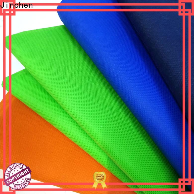 Jinchen new polypropylene spunbond nonwoven fabric cloth for furniture