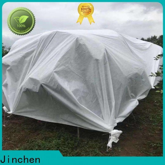 Jinchen custom agricultural cloth ground treated for greenhouse