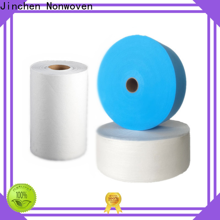 Jinchen good selling nonwoven for medical manufacturers for personal care