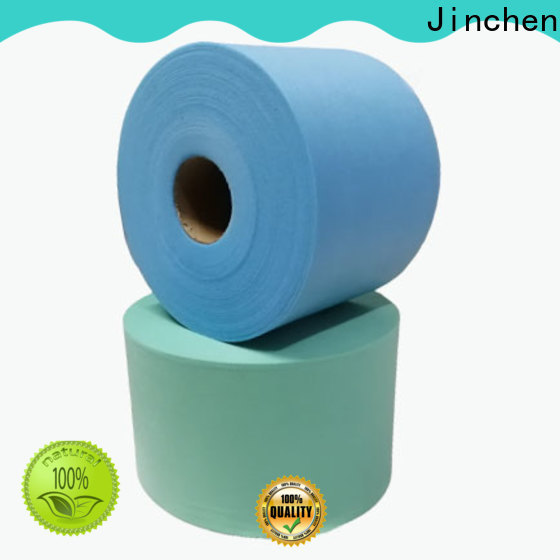 Jinchen fast delivery non woven fabric for medical use suppliers for sale
