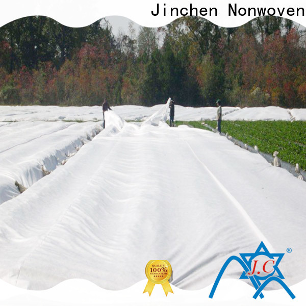 Jinchen custom agricultural cloth fruit cover for greenhouse
